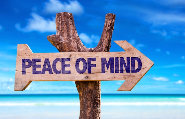 Peace of mind hire a property manager